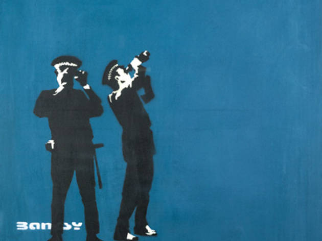 Banksy ('Avon and Somerset')