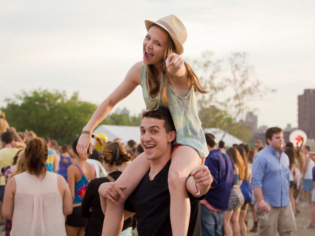 Governors Ball 2014: The best crowd shots