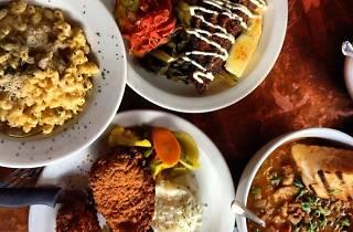 Tupelo, Restaurants and cafés, Boston