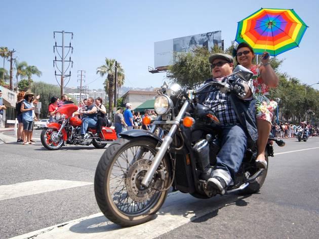 LA Pride 2014