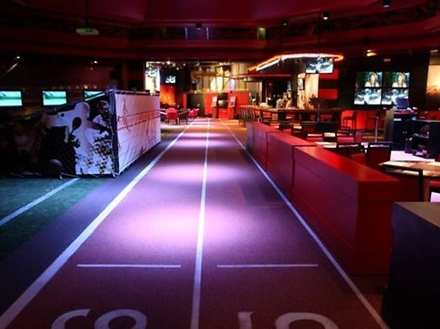 Sports Bar Casino Gran Madrid