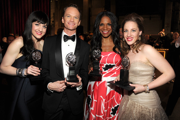 Tony Awards 2014! Winners and losers