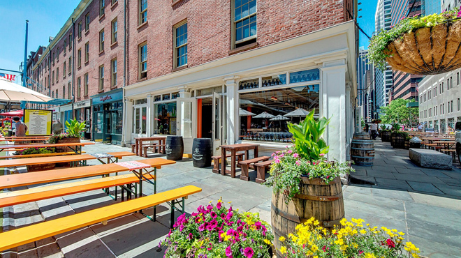 The best beer gardens and beer halls in NYC