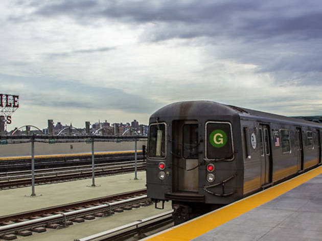 G train riders beware: the summer service disruption begins next week