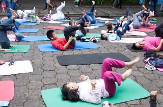 Kundalini Yoga con Jai Hari Singh