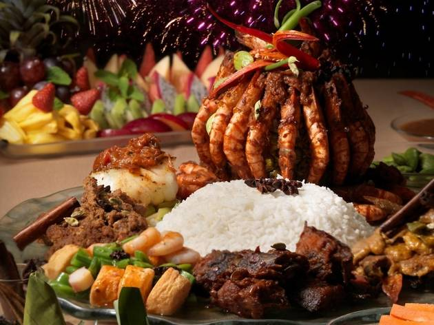 Malaysian food promotion at Cinnamon Coffee house