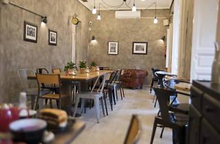 Mür Café