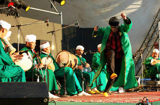 The Road to Jajouka featuring the Master Musicians of Jajouka