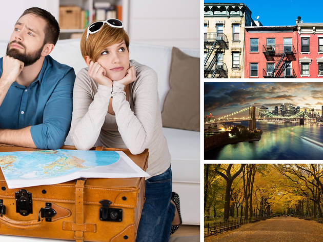 New York neighborhood quiz