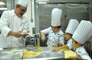 Lafite Father's Day cooking class