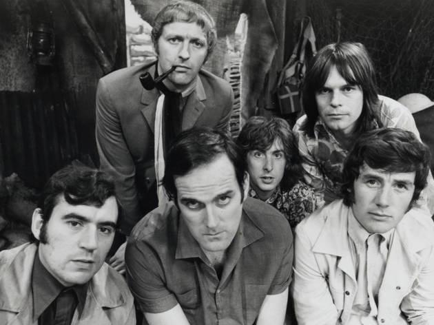 monty python 1969