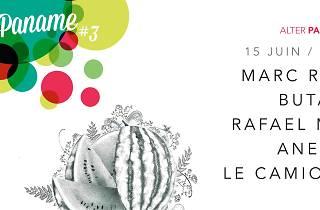 Alter Pastèque : Marc Romboy + Butane + Rafaël Murillo + Le Camion Bazar...