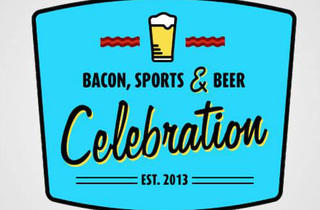 Bacon, Beer and Sports Celebration