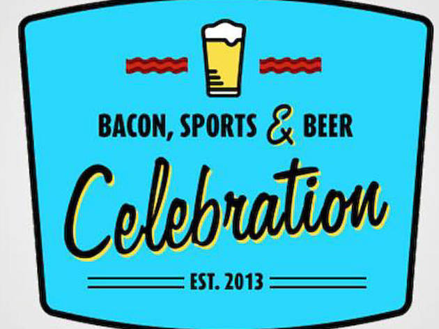 Bacon, Sports and Beer Celebration