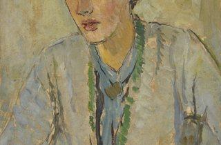 Vanessa Bell ('Virginia Woolf', 1912)
