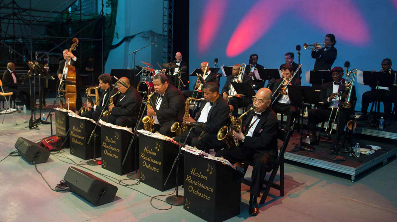 Midsummer Night Swing: Harlem Renaissance Orchestra