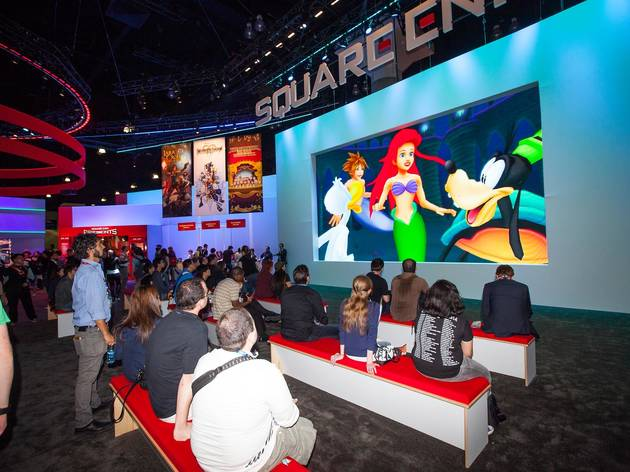 E3 official hints at opening L.A.'s annual video game expo to public