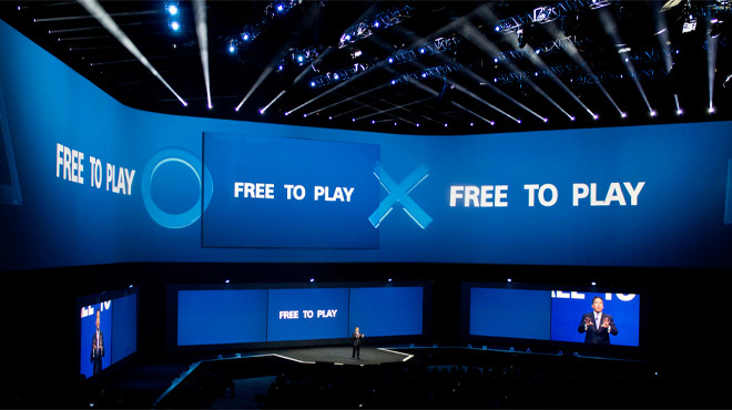 "Perhaps the only suspect use of ""free"" in gaming."