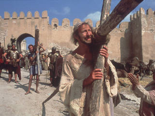 Graham Chapman as Brian in 'Monty Python's Life of Brian'