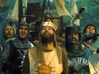 'Monty Python and the Holy Grail'