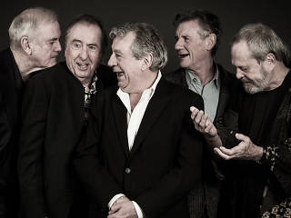 Monty Python in 2013