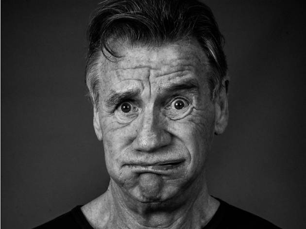 Michael Palin – Travelling to Work