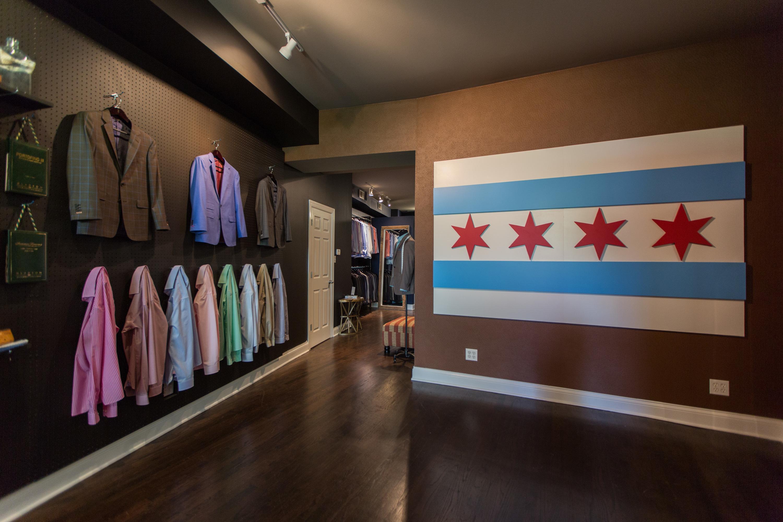The best men's stores in Chicago