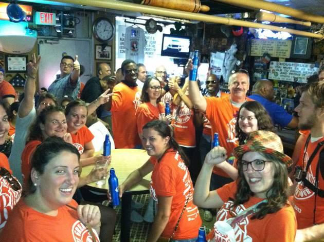 Astoria Tour de Bar Summer Solstice 2014
