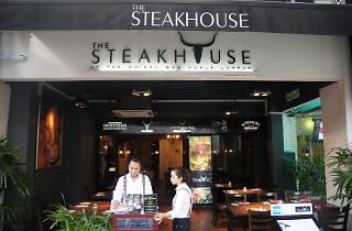 The Steakhouse KL Christmas menu