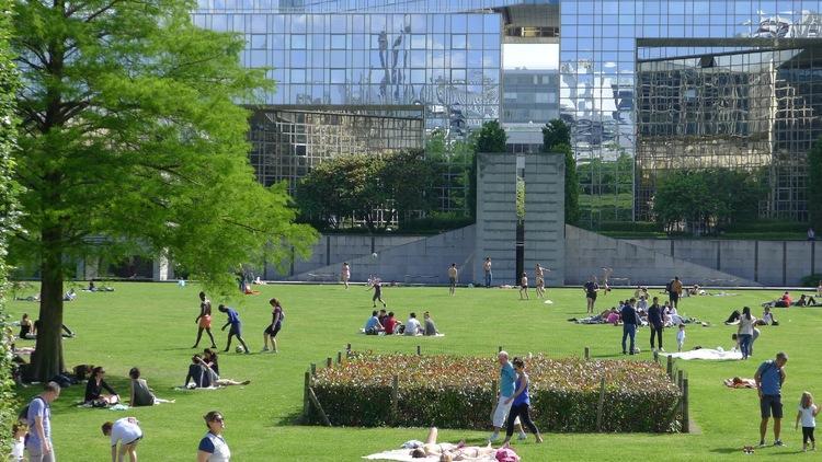 Parc André Citroën (© EP / Time Out Paris)