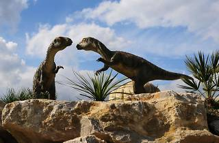 Dinosaur Escape Adventure Golf Opening Weekend Gala