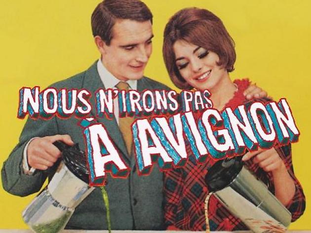 Nous n'irons pas à Avignon