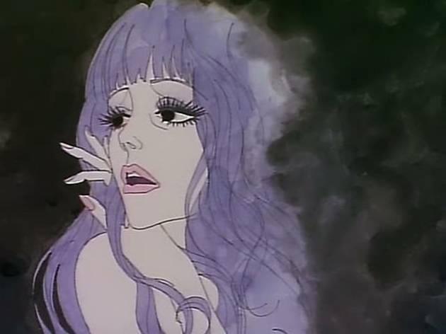 悲傷的貝拉朵娜(手塚治虫誕生九十周年電影回顧展)