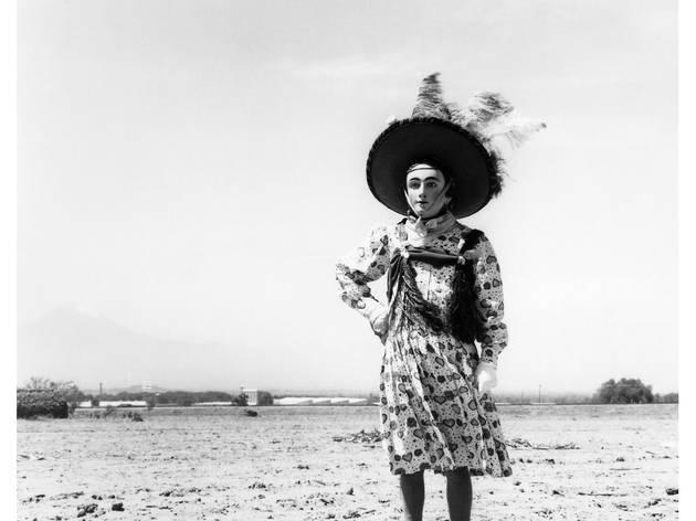(Carnaval, Tlaxcala, México, Graciela Iturbide, 1974 Photograph © Graciela Iturbide)