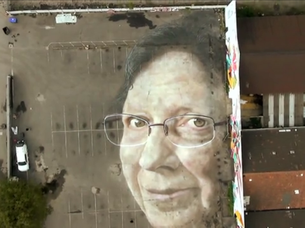 (Vue aérienne de la création de Gerada / DR)