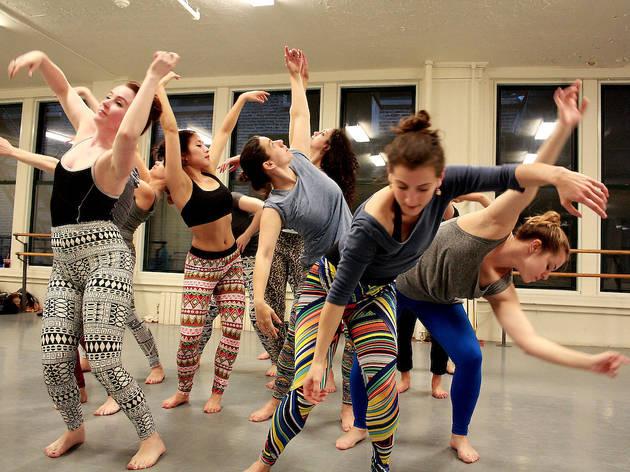 Kaleidoscope Choreographers Festival