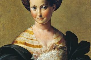 """The Poetry of Parmigianino's Schiava Turca"""