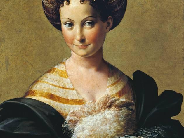 """The Poetry of Parmigianino's Schiava Turca"""