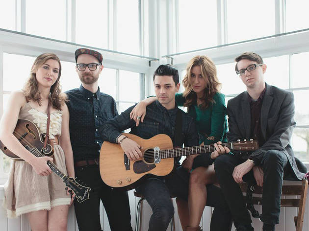 Twin Forks featuring Chris Carrabba + Seryn + Miracles of Modern Science