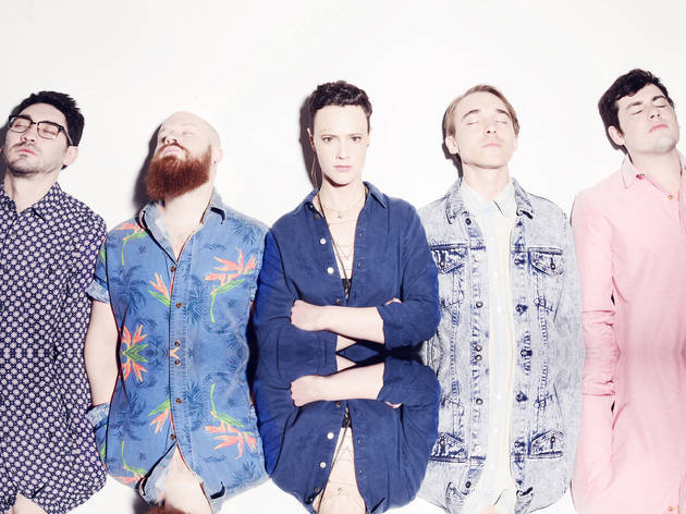 Rubblebucket + Sam Evian
