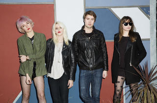White Lung + Mormon Crosses + Flykills