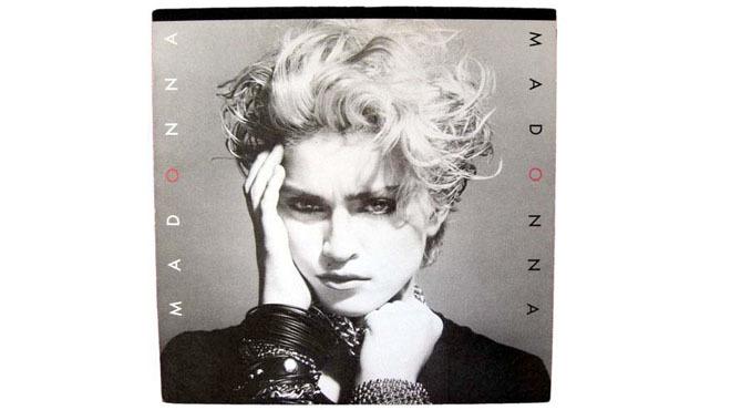 """Borderline"" by Madonna (1984)"