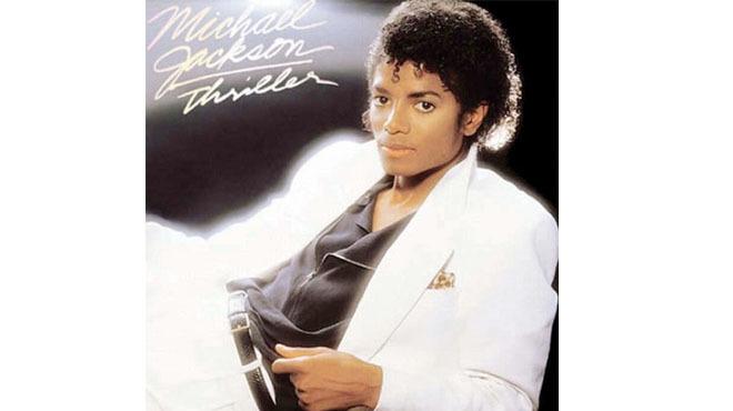 """Thriller"" by Michael Jackson (1983)"