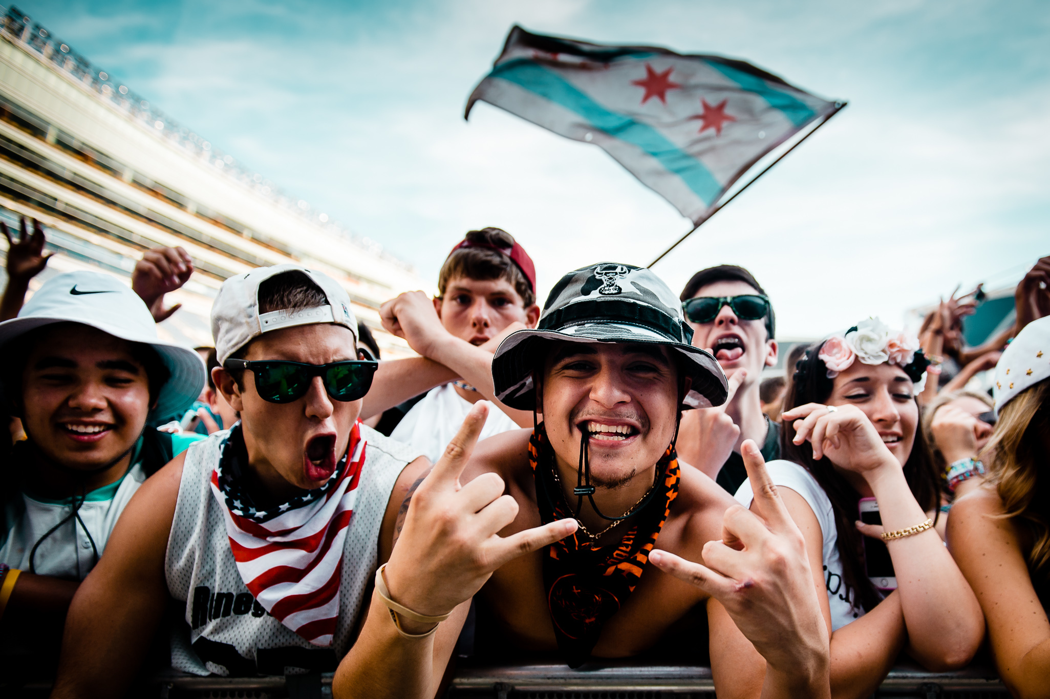 Spring Awakening 2014, Saturday: Crowd photos
