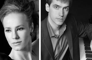 Natasha Marin + Isaac Friedhoff: Una noche romántica