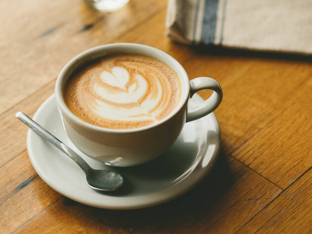 The best coffee shops in Boston