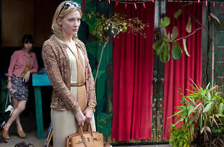 Outdoor cinema 2014: Blue Jasmine