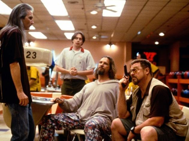 Beer & Pizza Night: The Big Lebowski