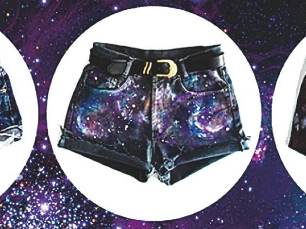 Habitació 1418: Galaxy print