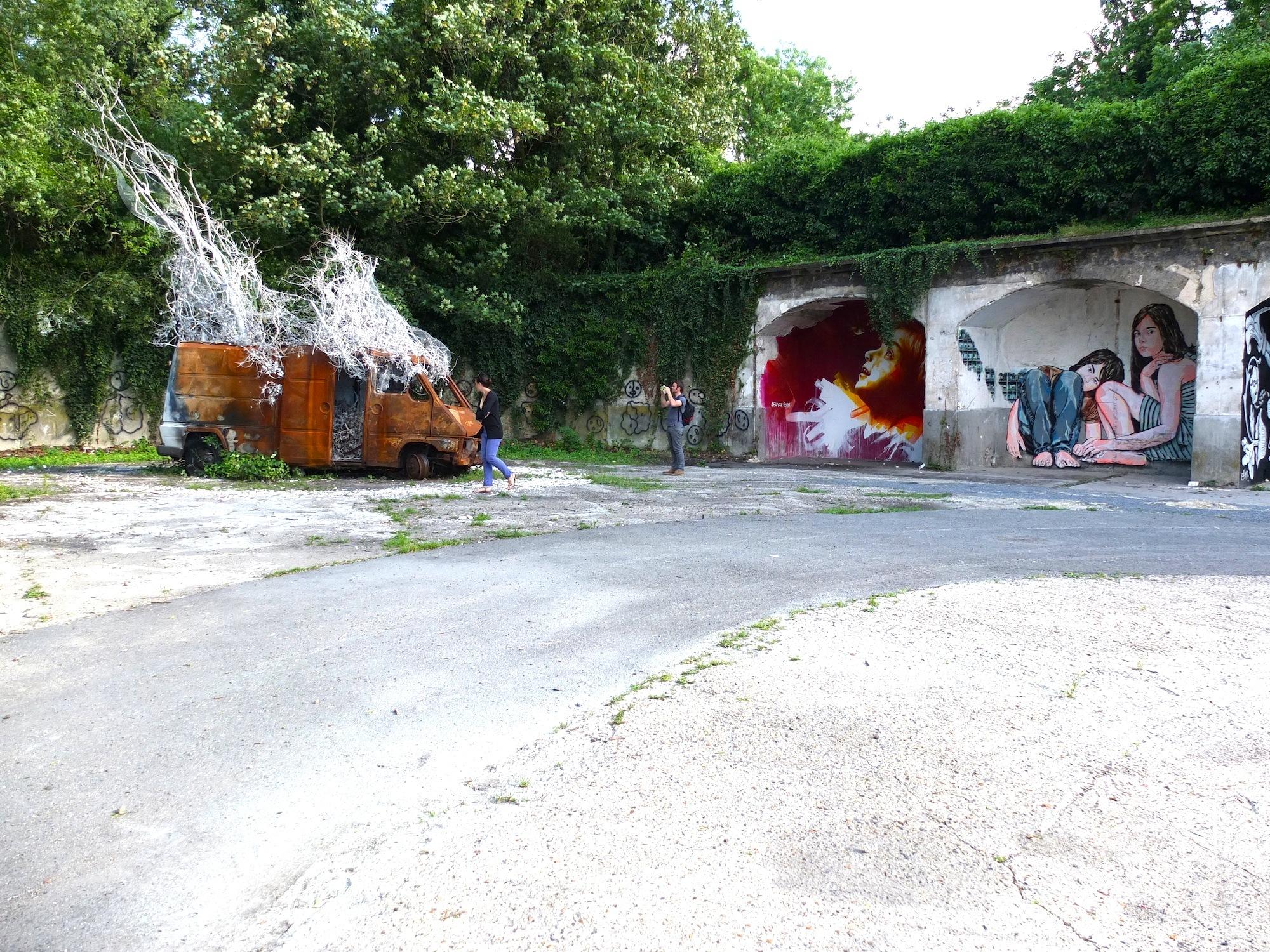 Virée arty en banlieue